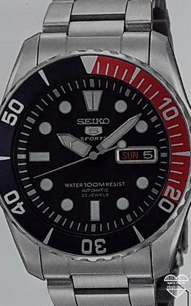 Seiko 5 Neo Sports